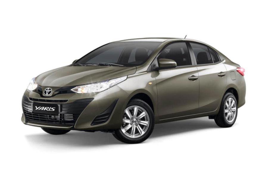 Toyota Yaris o similar ($25.00)
