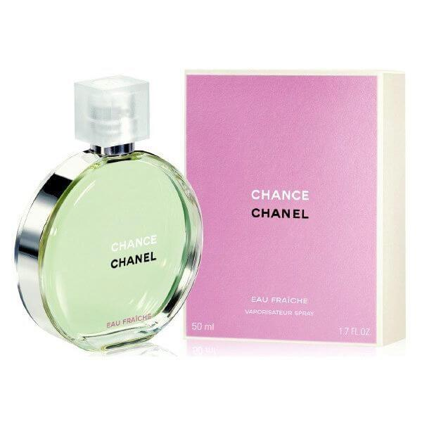 CHANEL Chance Eau Fraiche for women