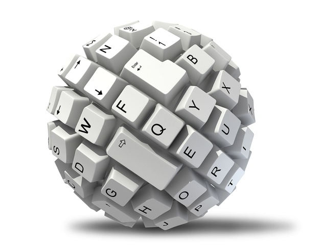 keyboard ball