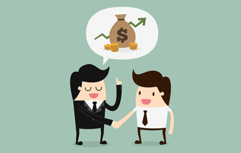 Many clients have money front and center in their minds.