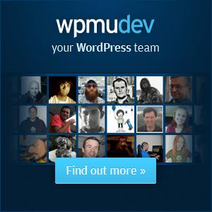 WPMU DEV - The WordPress Experts