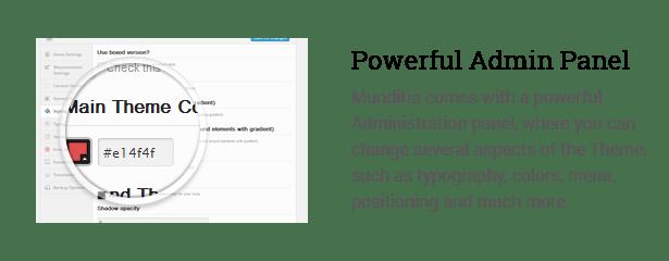 Munditia - Responsive Ecommerce WordPress Theme - 5