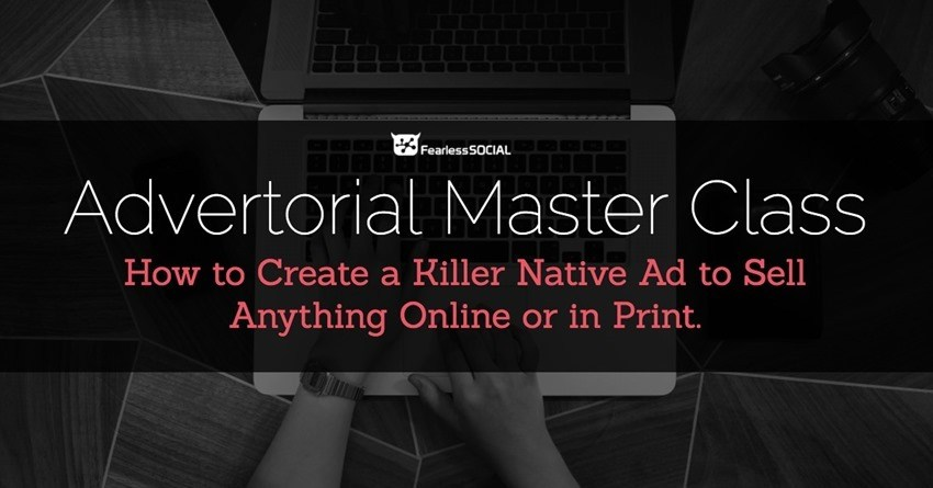 Advertorial Master Class Advanced Platinum