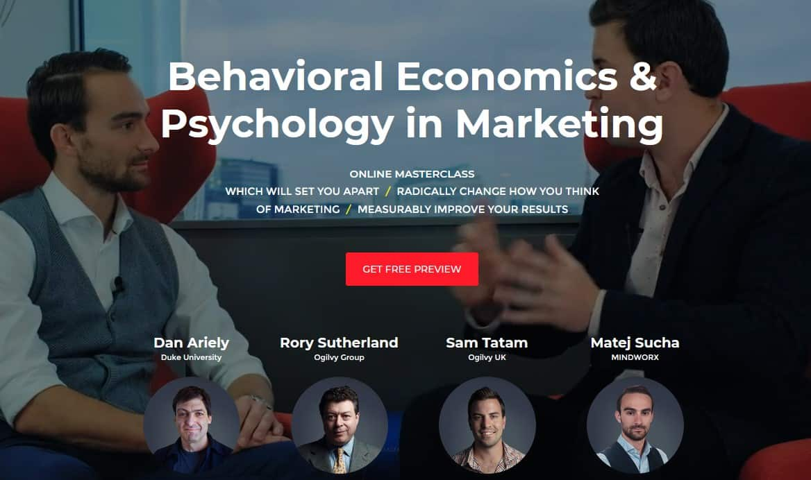 Behavioral Economics & Psychology In Marketing free download