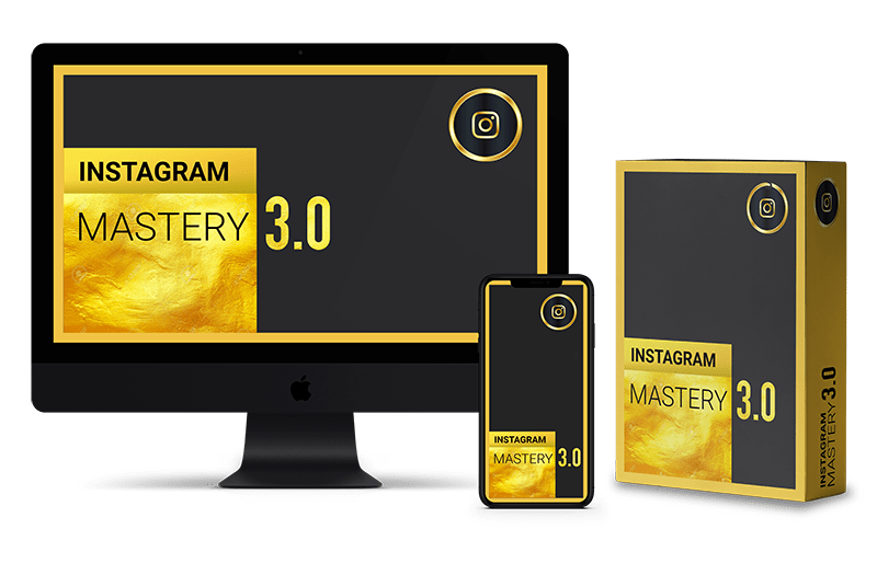Instagram Mastery 3.0 by Ben Oberg free download