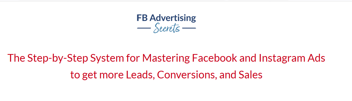 Andra Vahl - Facebook Advertising Secrets Download