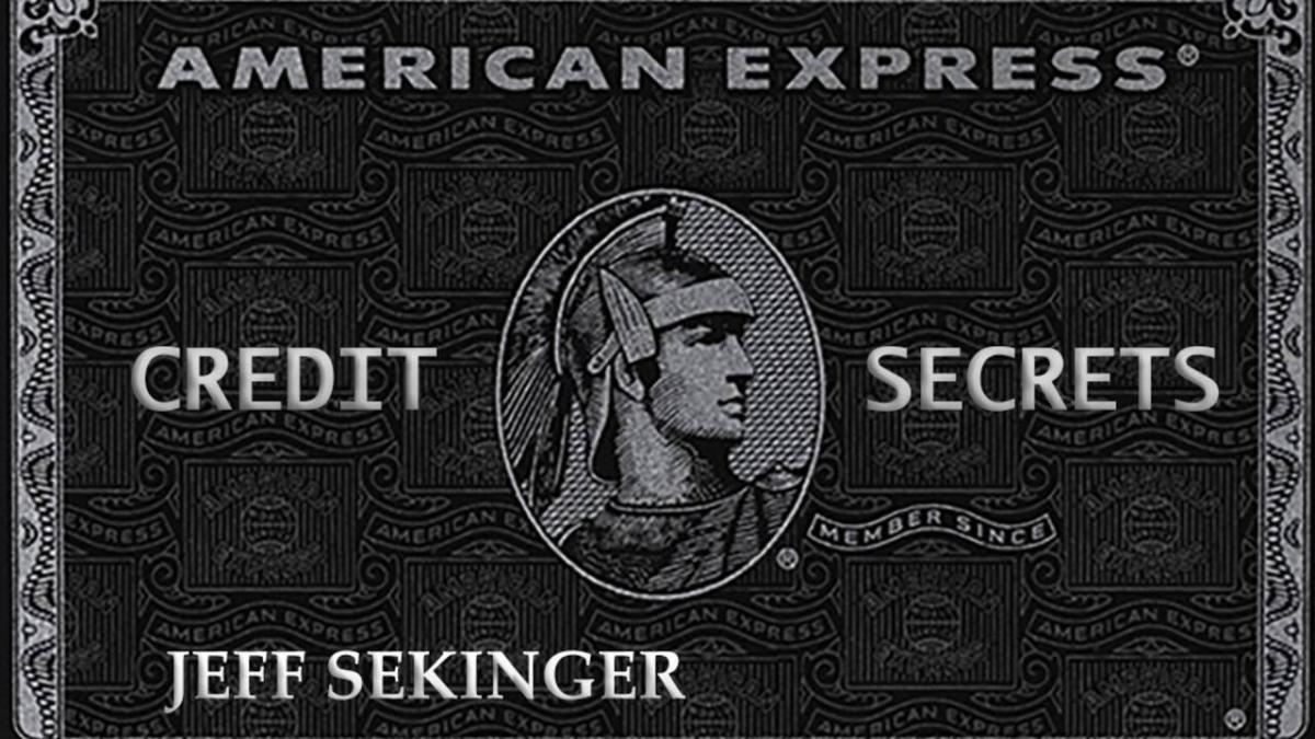 Jeff Sekinger - Credit Secrets