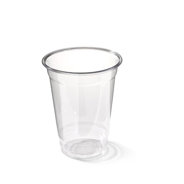 Plastic glazen met een inhoud van 225cc voor frisdranken