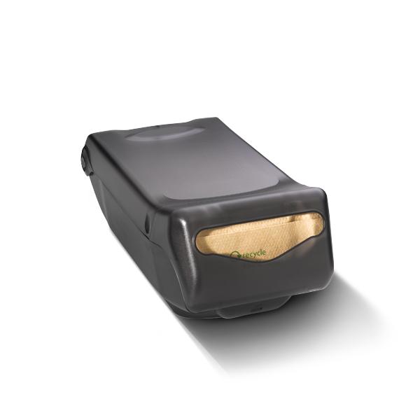 Dispenser voor nova vouw servetten, geschikt om op een counter te zetten