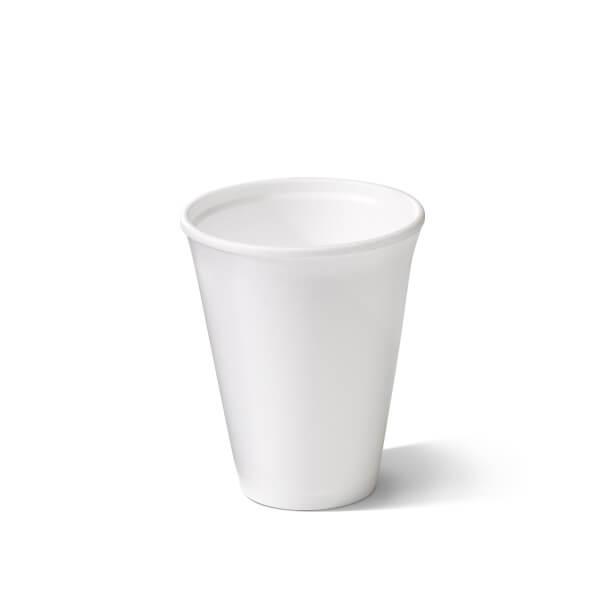 Isolerende foam beker, voor bijvoorbeeld sauzen of hete dranken