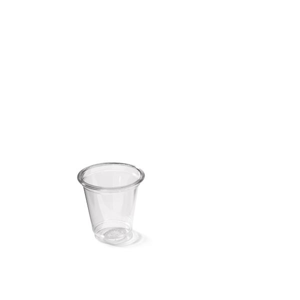 Plastic medicijnglaasjes 25cc