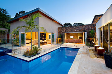 Glass pool fencing fence Perth stainless steel spigots free quote