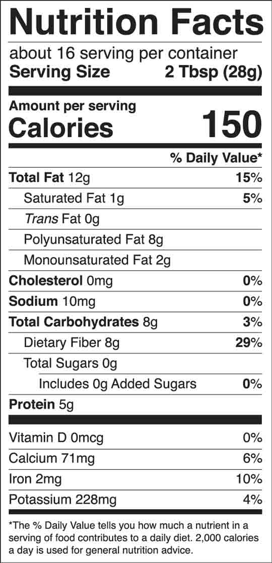 Organic-WholeFlaxSeed-NutritionFacts_020718