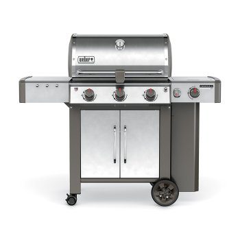Long lasting grills