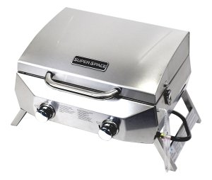 : tabletop gas grill