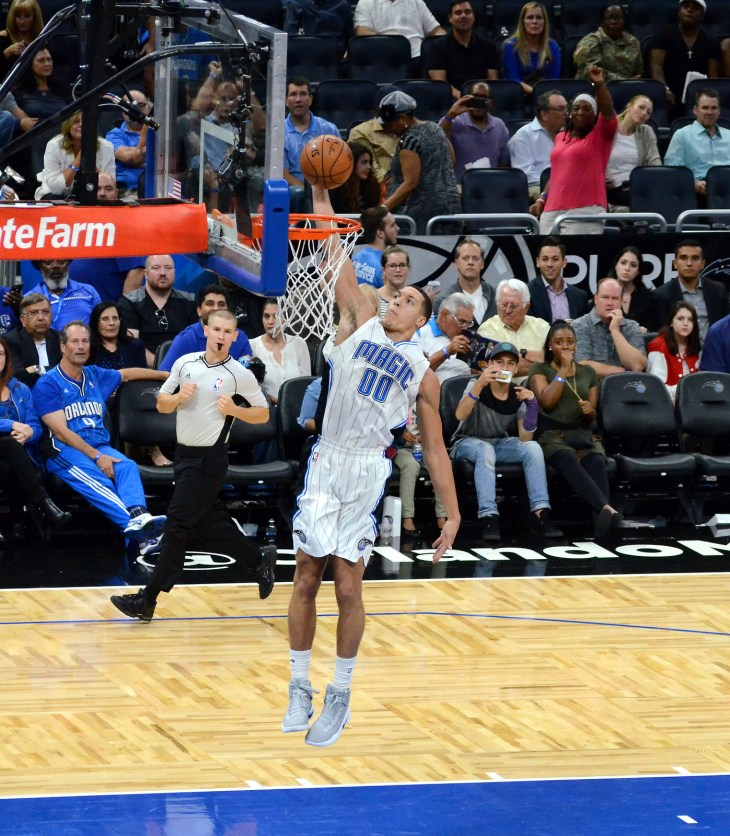 Aaron Gordon, NBA, Basketball, Orlando Magic