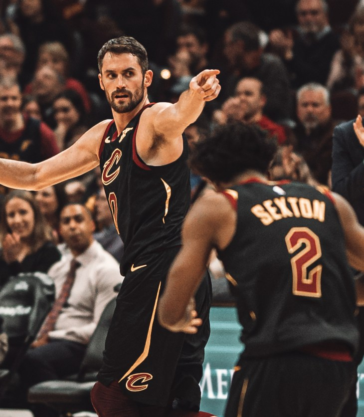 Kevin Love, Top 100 Players, Top 100, NBA