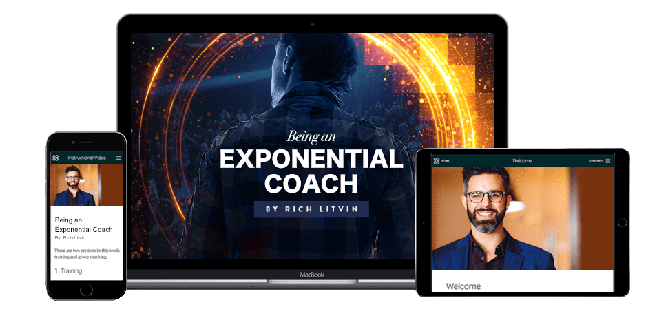 Being an Exponential Coach download