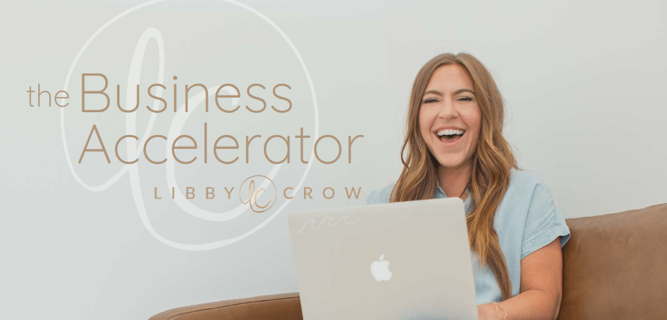 Libby Crow - The Business Accelerator