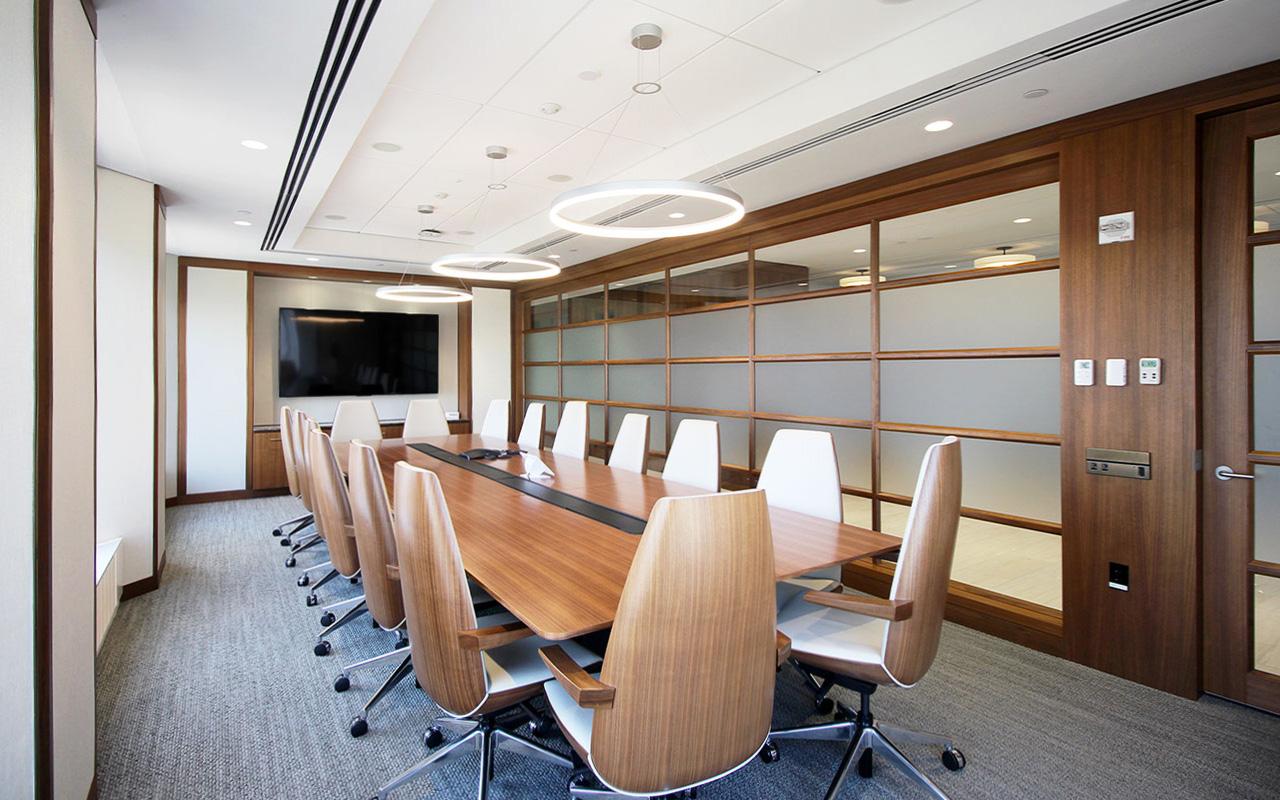 Wells Fargo Meeting Room