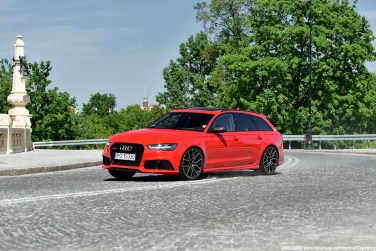 RS6 Performance