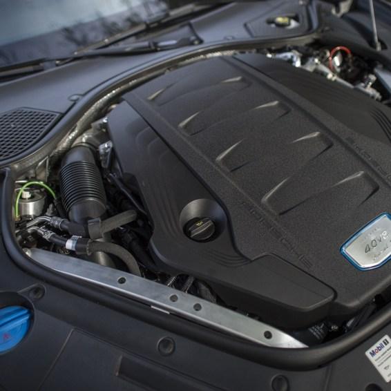 Nowa Panamera 4S Diesel