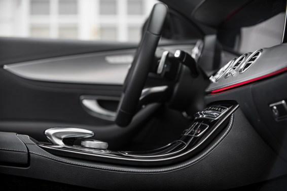Mercedes Benz klasy E W213 test opinia