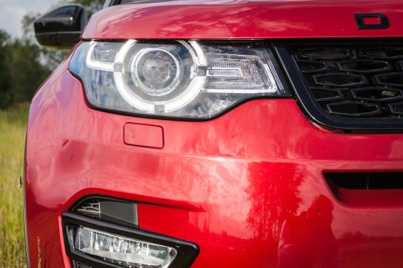 Land Rover Discovery Sport HSE test opinia 4