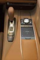 Lexus LC500 wnętrze