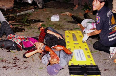 Thailand Explosions: Four people confirmed dead, dozens injured