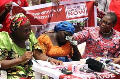 BUHARI SHOULD RESIGN, IF HE CAN'T RESCUE OUR GIRLS – CHIBOK PARENTS