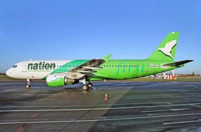 FirstNation Airways begins flight operation after a month suspension