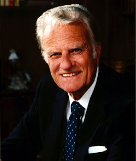 BILLY GRAHAM DAILY DEVOTIONAL: Do You Surrender?
