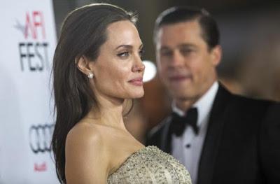Pitt expresses sadness over Angelina Jolie divorce filing
