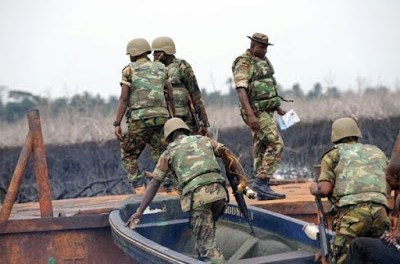 TRAGEDY: 4 Soldiers Drown After Boat Accident, Riffles Missing