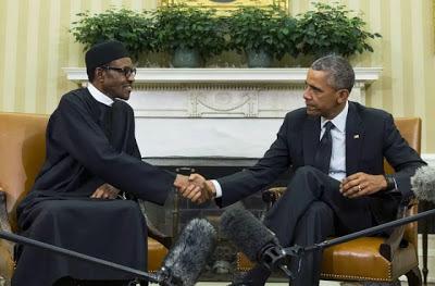President Obama to receive Buhari