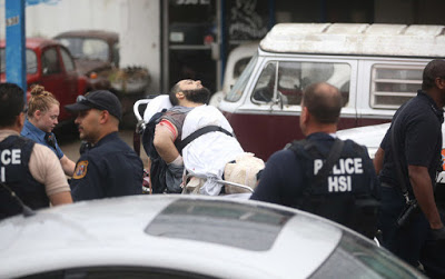 Ahmad Rahami charged over New York and New Jersey bombs