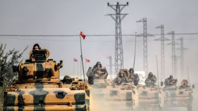 Breaking: Two Turkish soldiers killed by the Islamic State