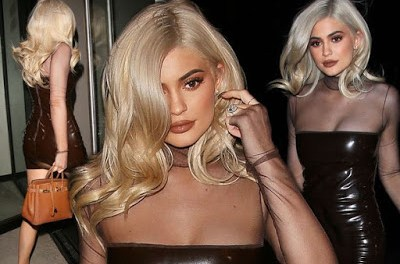 Kylie Jenner flaunts her Killer curves in Los Angeles