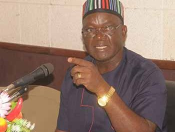 EFCC has become a department in APC, says Samuel Ortom