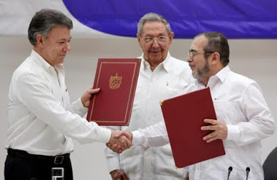 BREAKING: Colombia to sign peace with Marxist rebels, ending 52-year war