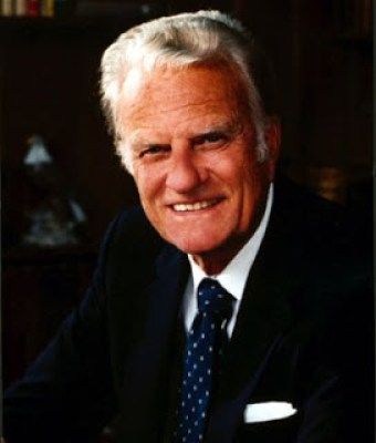 DAILY DEVOTIONAL WRITTEN BILLY GRAHAM