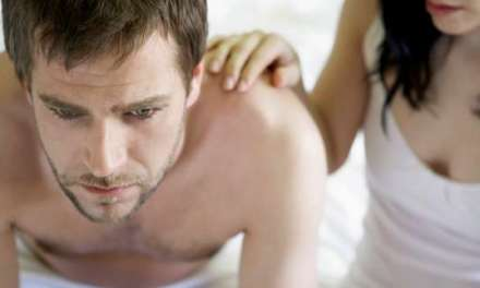 How to help your man through sexual disinterest