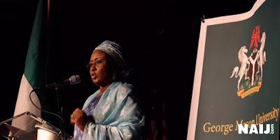 Nigerian First Lady