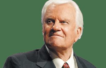Billy Graham20 June 2021 Devotional