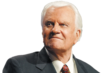 Billy Graham  3rd December 2020 Devotional