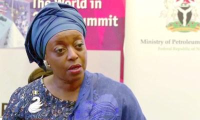 Latest News: EFCC traces N47.2Billion, $487.5Million to ex-Minister Diezani Alison-Madueke