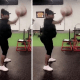 Serena Williams Sweat It Out At The Gym (Photo)