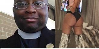 Married pastor denies saying he'll love to eat Nicki Minaj's massive booty