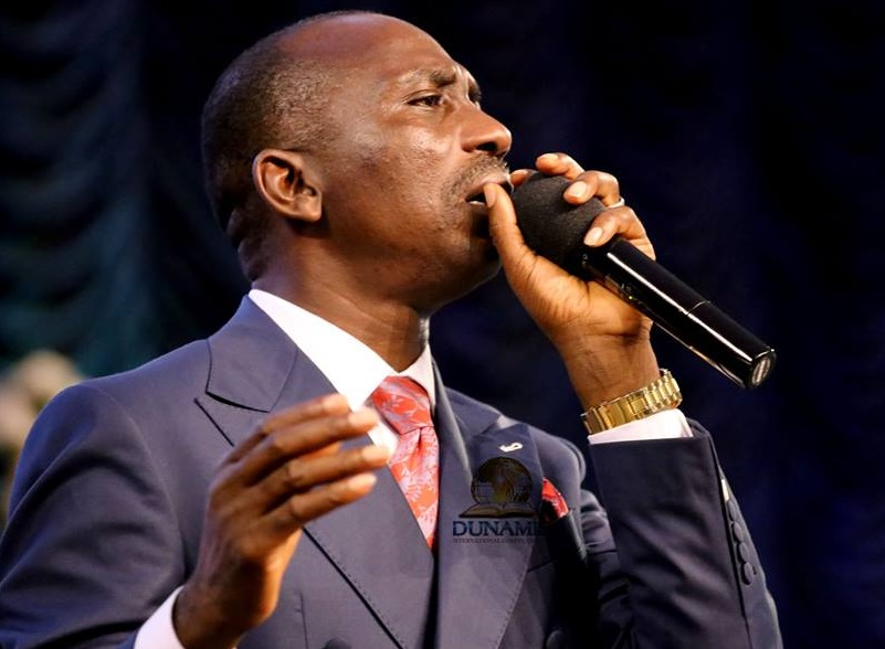 LIVE: Worship With Dr. Paul Enenche Now